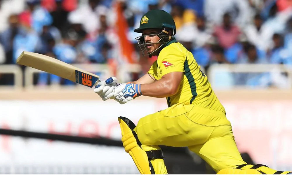 Finch expects Australia to carry same momentum vs Pakistan