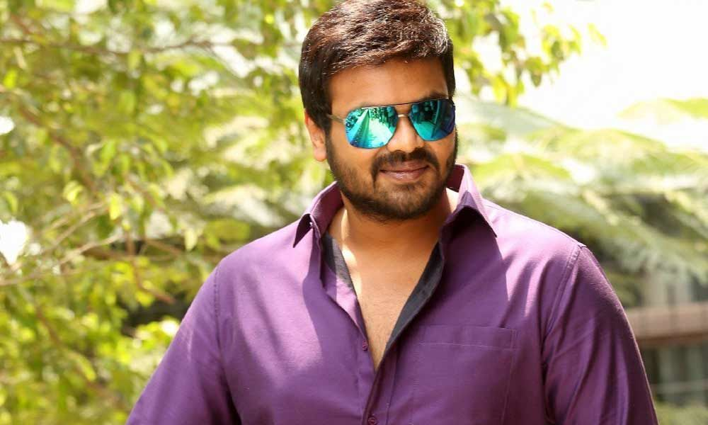 Manchu Manoj is back
