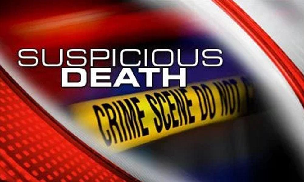 24-yr-old dead under suspicious condition