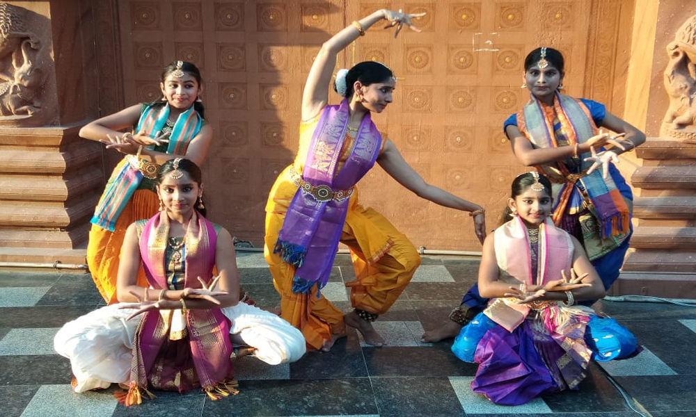Traditional dance delights audience
