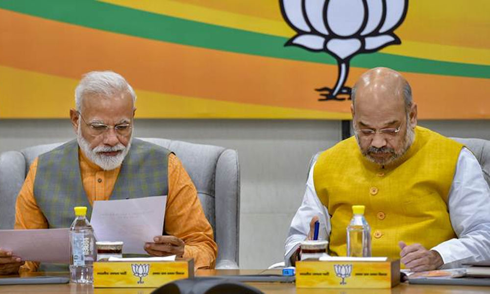 BJP releases 2nd list of candidates for upcoming Lok Sabha polls