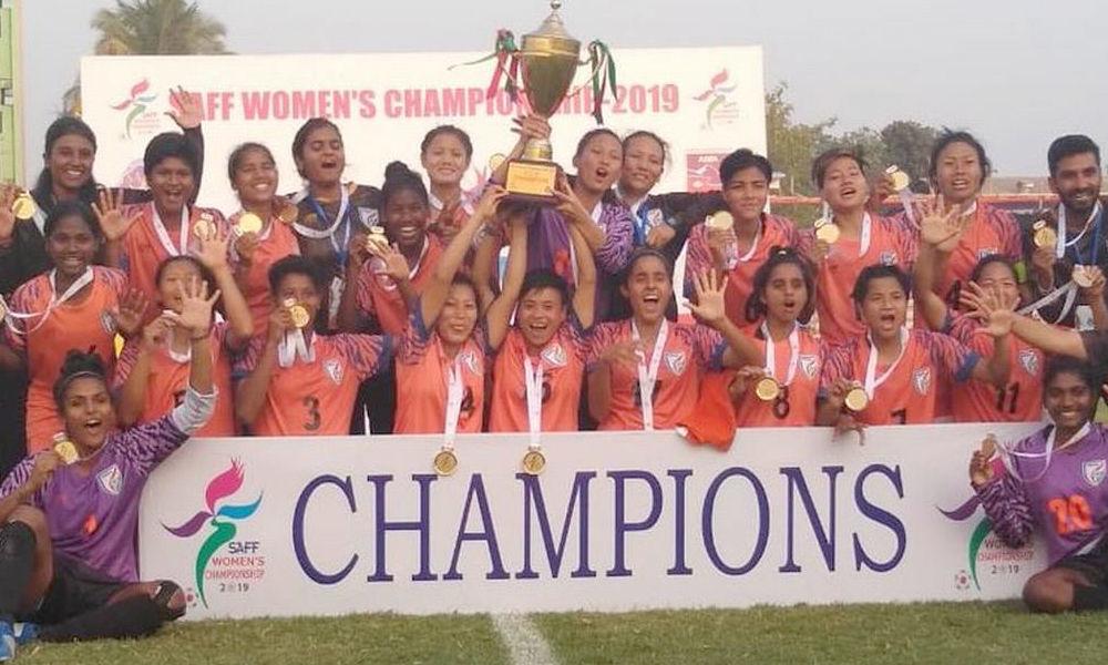 Indian women champs