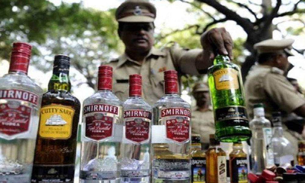 Chhattisgarh: Cash, liquor worth Rs 47 lakh seized in last 12 days