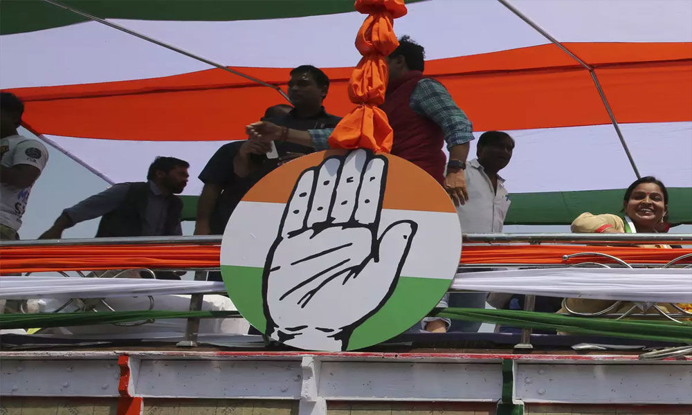 Congress names candidates for two Lok Sabha seats in Tripura