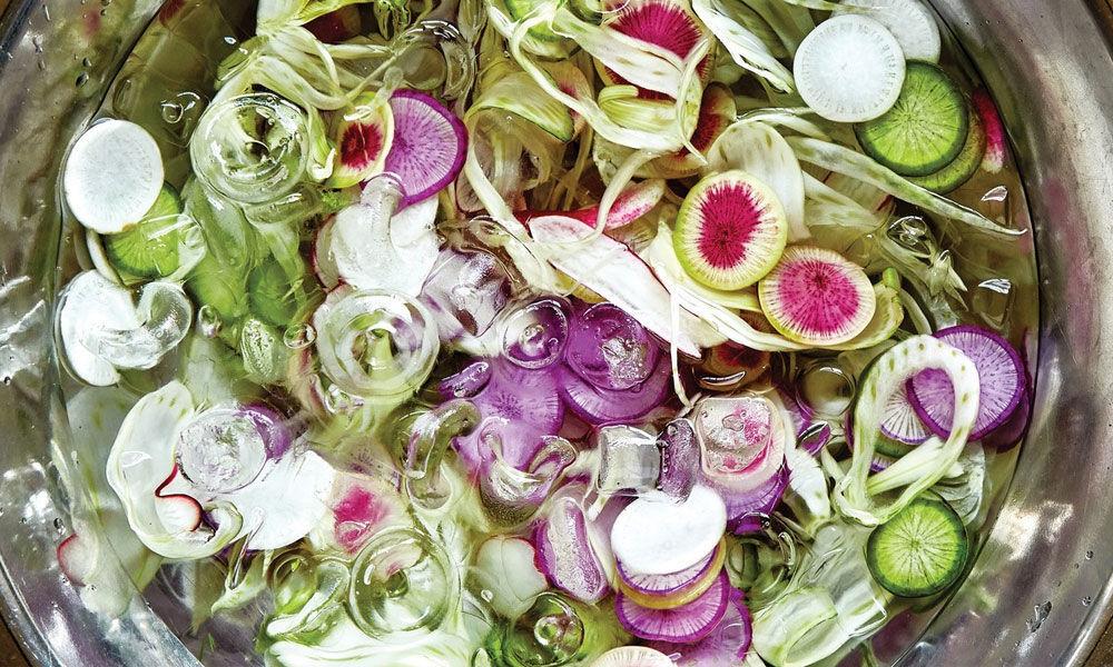 Bon appetit Ice Water Salad