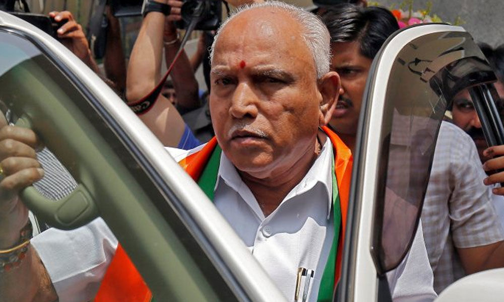 I-T department dismisses Yeddyurappa diary as forgery document