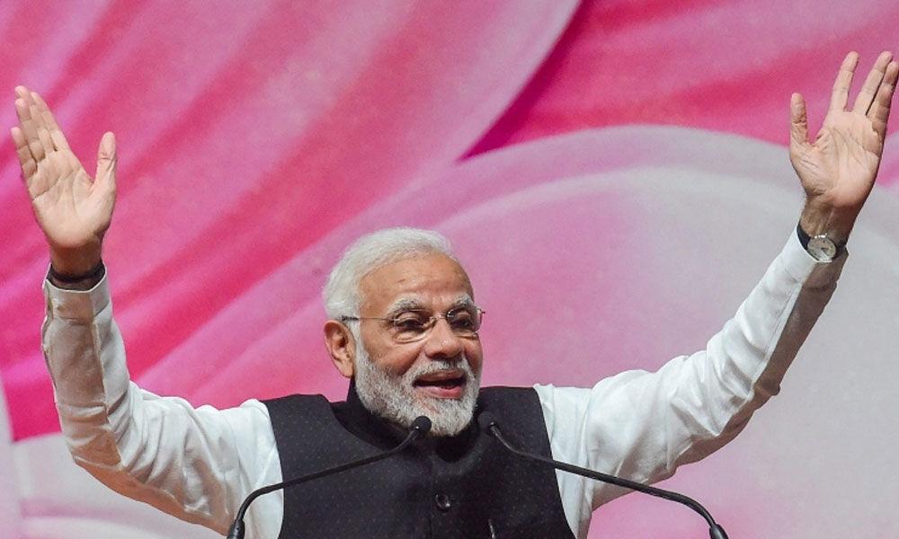 Surat women perform yagna, seeks divine grace for Narendra Modi to become PM again