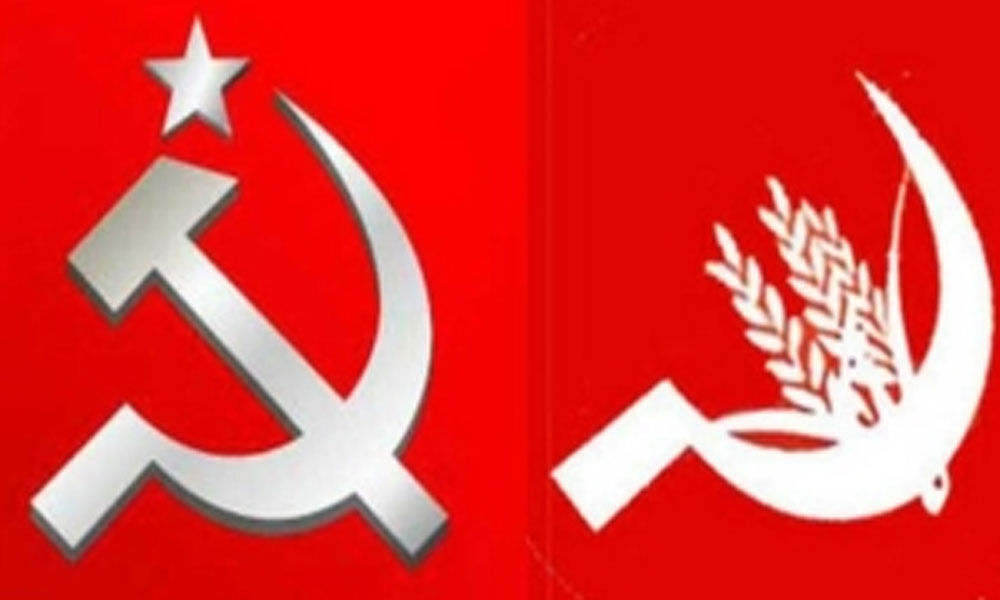 No seats: Left parties disappointed