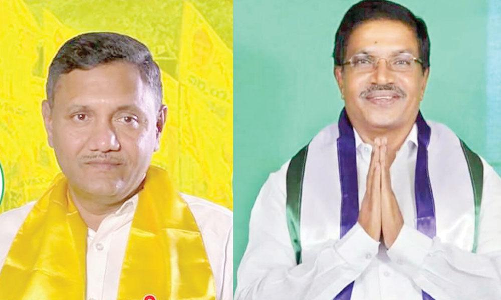 Triangular contest for Nandyal LS