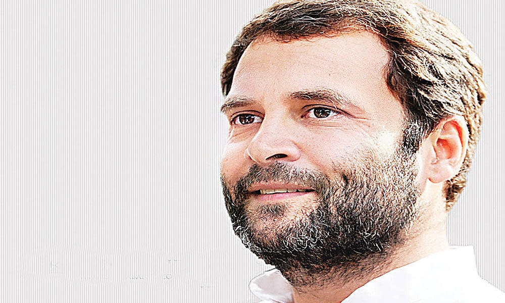 Elections a battle between unity and hatred: Rahul
