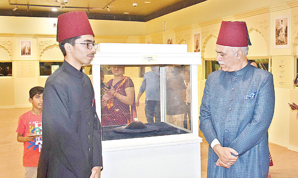 VIIth Nizams grandson roots for fabled jewels in Hyderabad