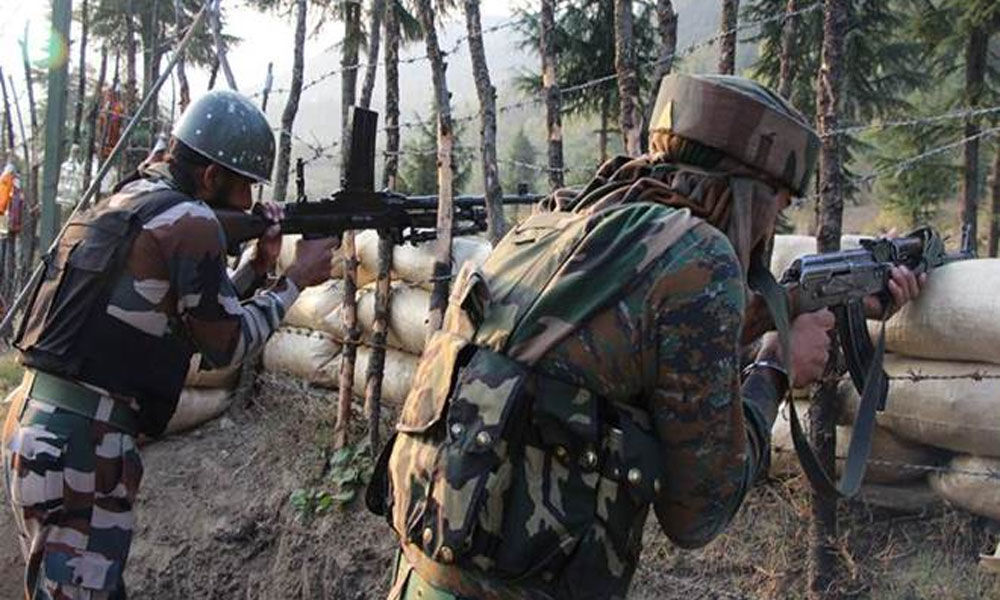 Army personnel killed in LoC firing by Pakistan
