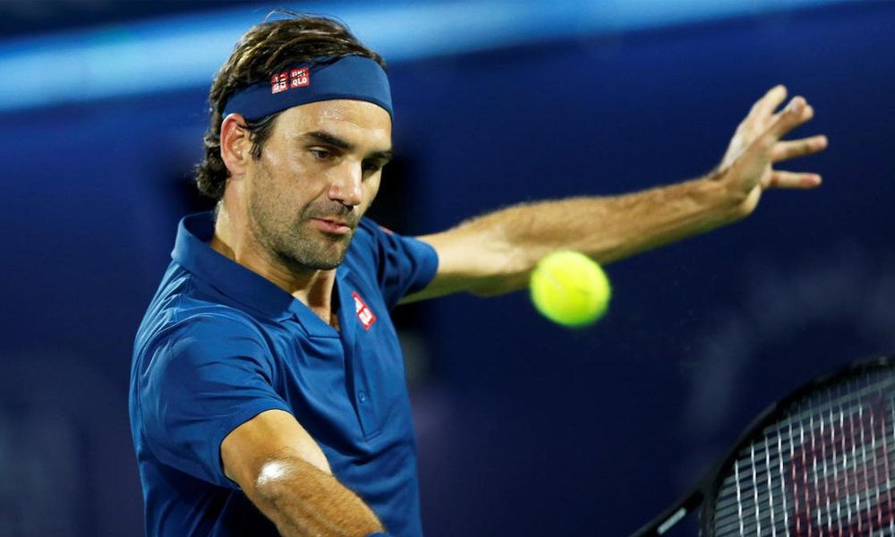 Miami Open: Federer overcomes setdown to beat Radu Albot 4-6, 7-5, 6-3