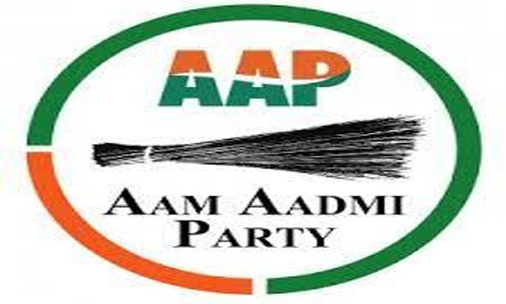 AAP to contest three seats each in UP, Bihar