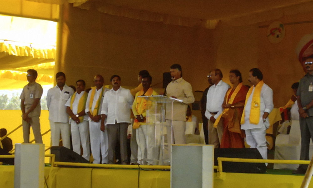 Penna, Godavari rivers to be interlinked soon: CM Naidu