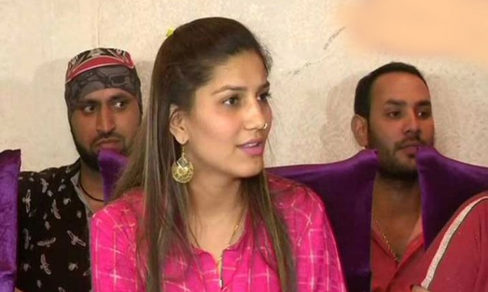 Dancer Sapna Choudhary flips, says hasnt joined Congress