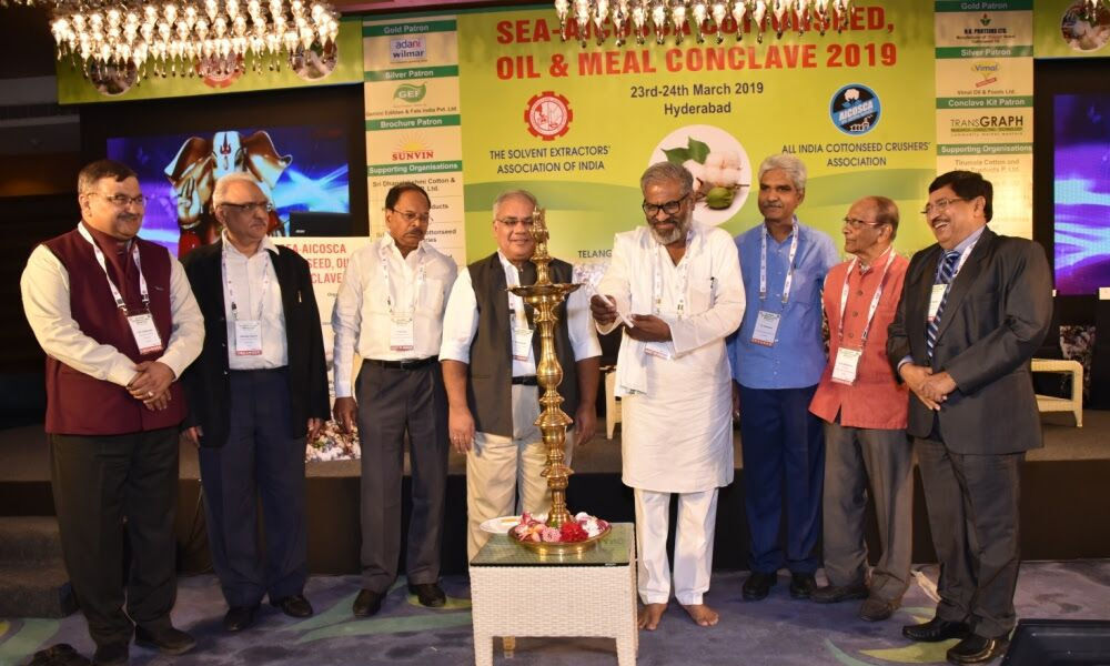 Cottonseed Oil & Meal Conclave held in Hyd