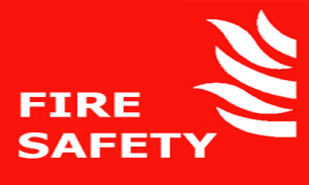 Applications invited for fire & safety courses