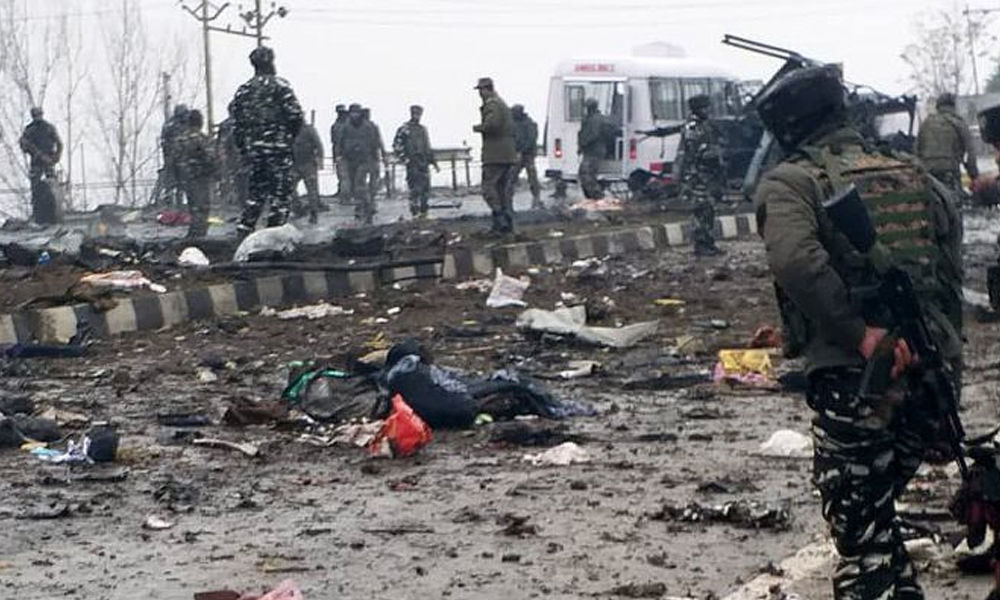 Virtual SIMs used in Pulwama attack
