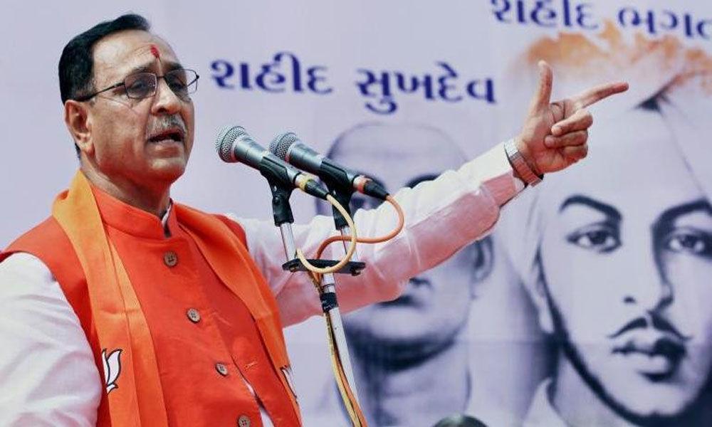 Pakistan will celebrate Diwali if Congress wins LS elections: Vijay Rupani