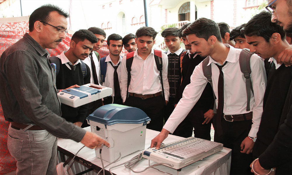 Supreme Court seeks Election Commission reply on increasing VVPAT sample survey per assembly segment