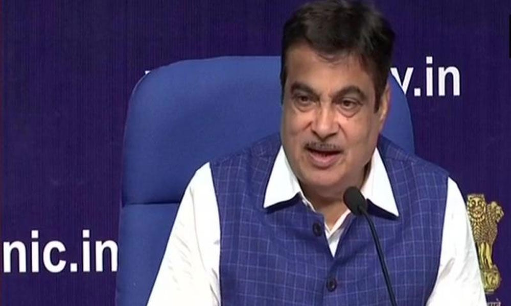 Gadkari files nomination for Nagpur Lok Sabha seat, says will win with a bigger margin