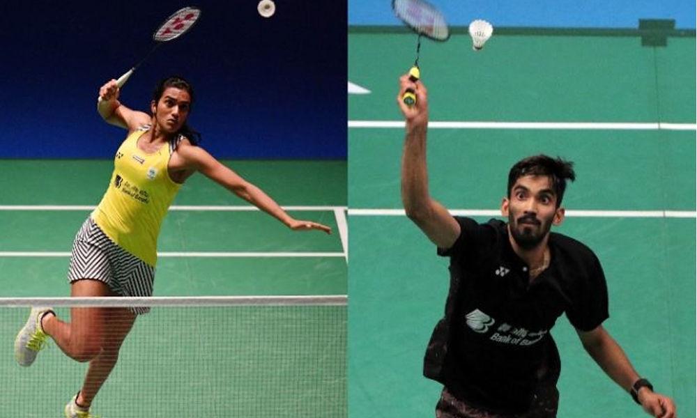 Sindhu, Srikanth aim to regain India Open title