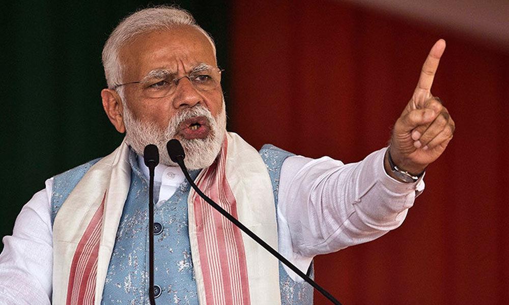 PM Modi to address rally in Jammu on March 28