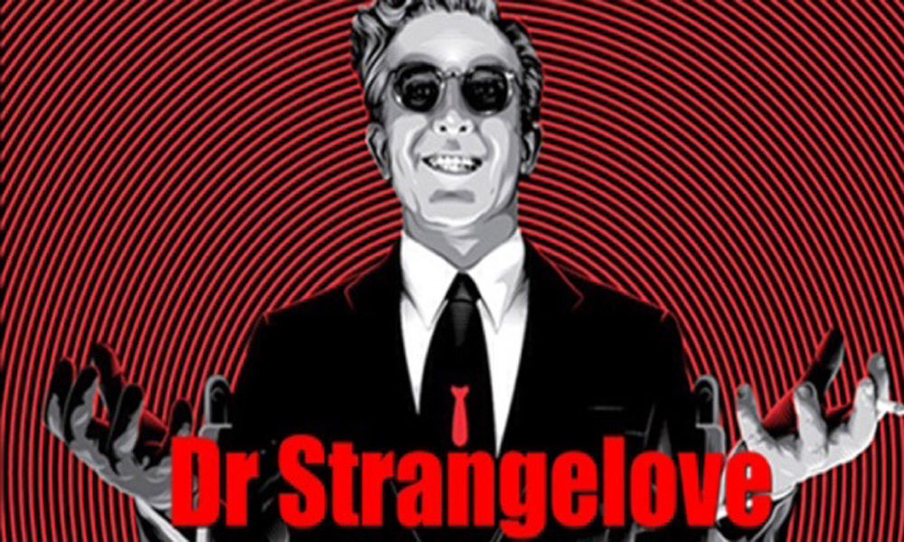 Dr Strangelove to be screened