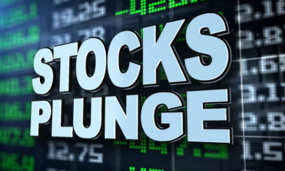 Markets plunge on recession fears