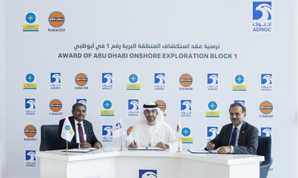IOC-BPRL to invest $170mn in Abu Dhabi