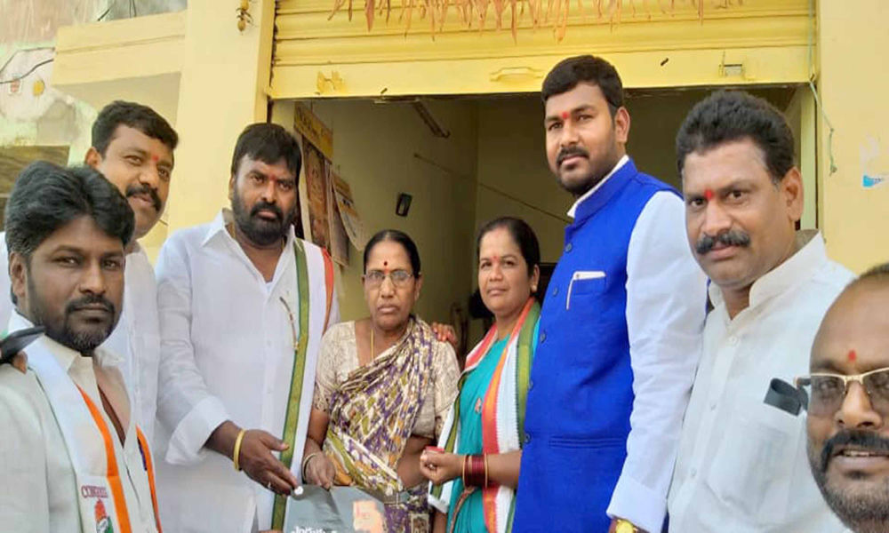Campaign stepped up for Revanth