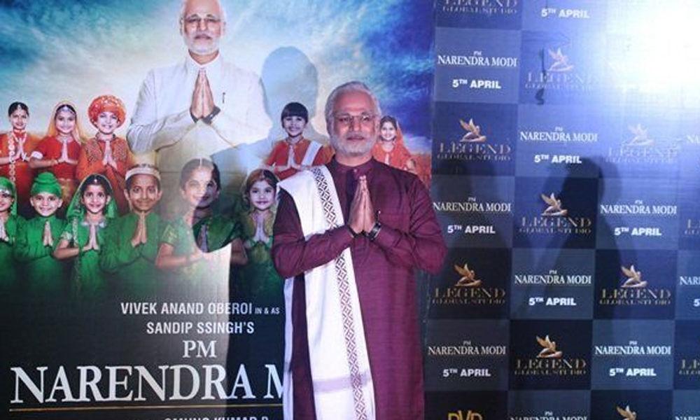 Congress moves EC over release of Modi biopic