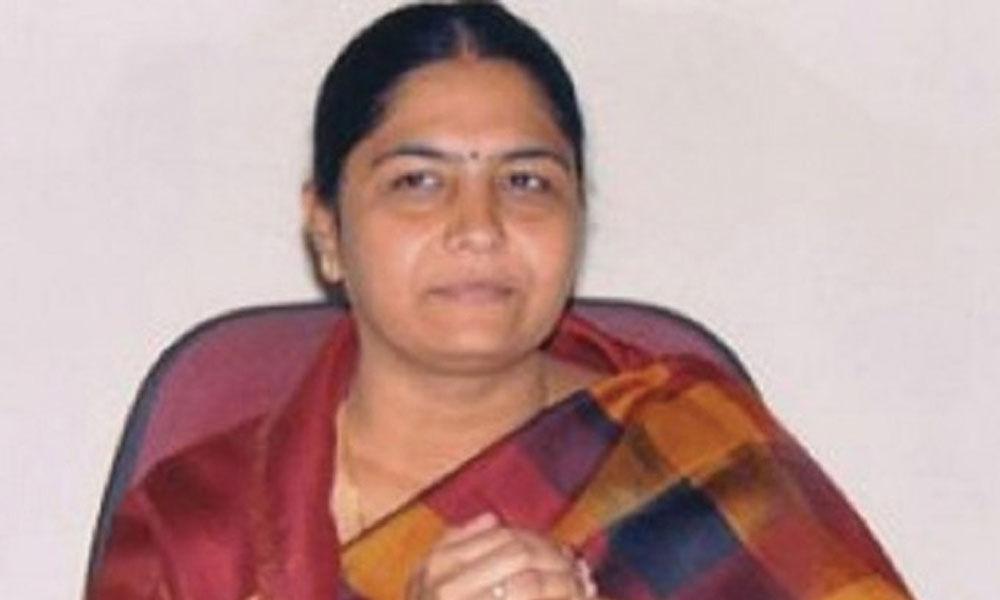 Former minister Sunitha Lakshma Reddy to join TRS
