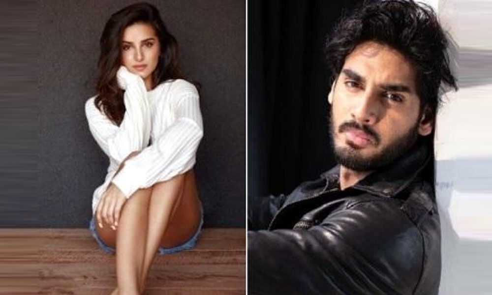 Tara Sutaria And Ahan Shetty in RX 100 Remake! Confirmed!
