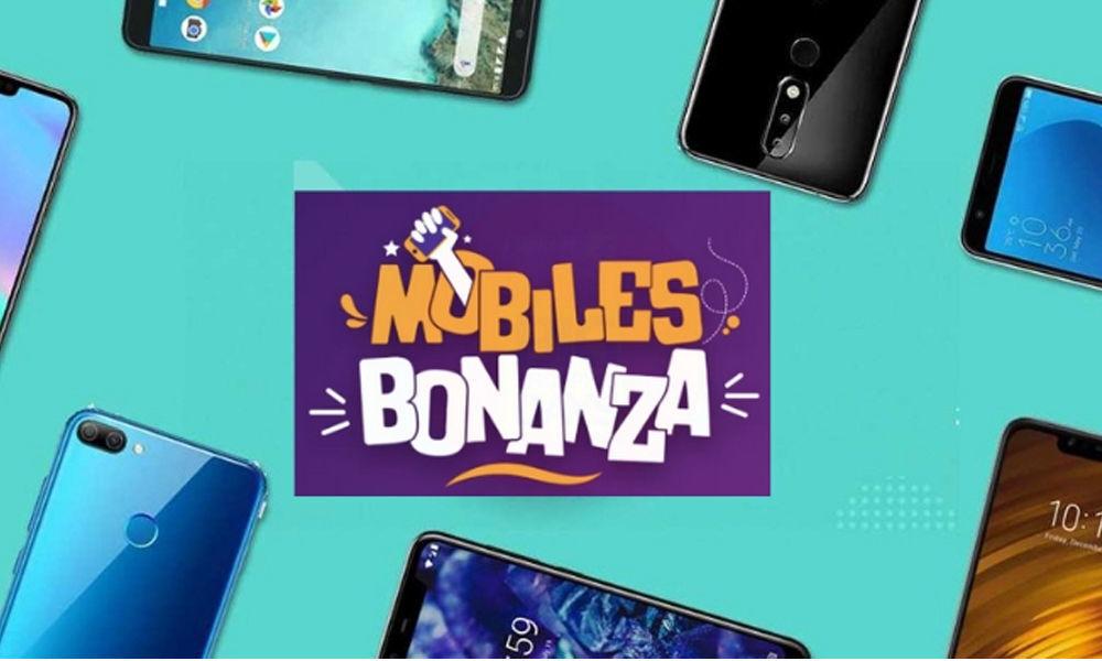 Flipkart Mobiles Bonanza Sale is Back