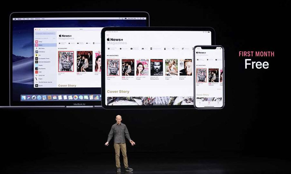 Apples news subscription service a mixed bag for publishers