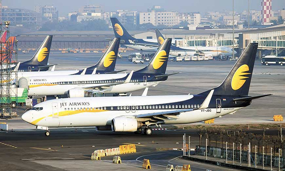Jet Airways shares rally further; close 6.5 % higher as Naresh Goyal steps down