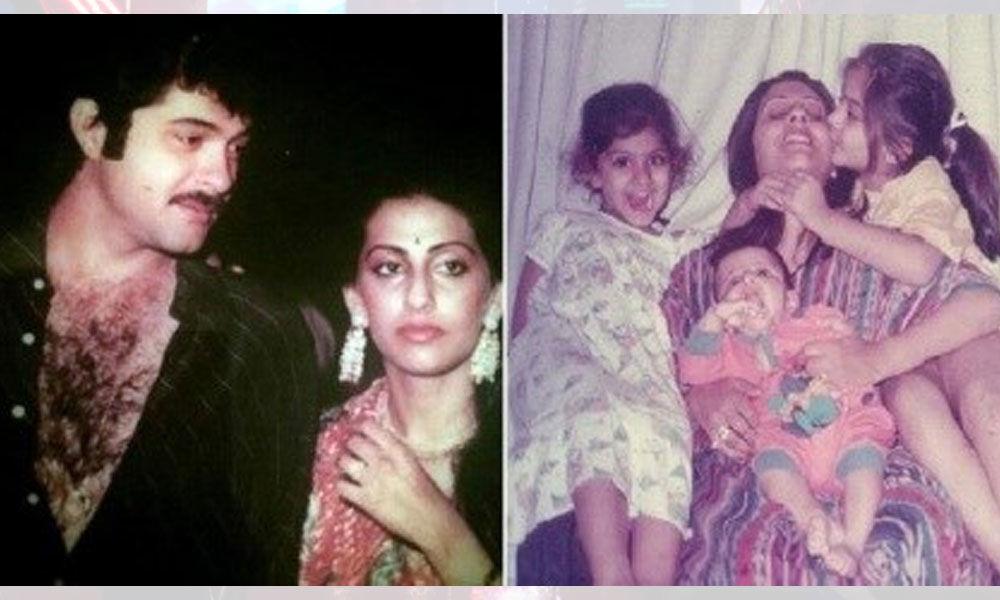 Anil Kapoor And Sonam Kapoor Wishes Sunita Kapoor On Her Birthday