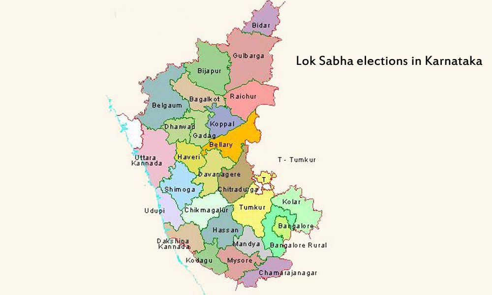 340 LS candidates in fray in Karnatakas first phase