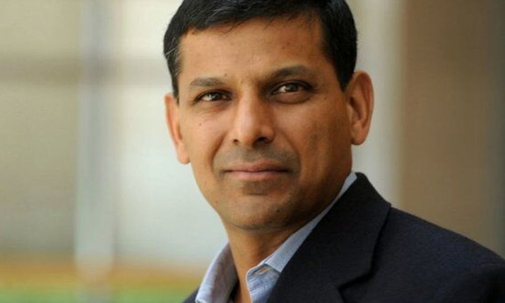 With Cloud Over GDP Data : Rajan raises doubts about India growing at 7 per cent