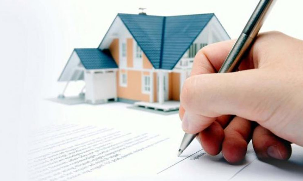 Centre should incentivise  property registration process