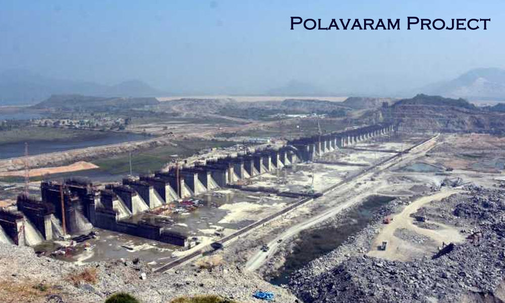 TS files counter against Polavaram project