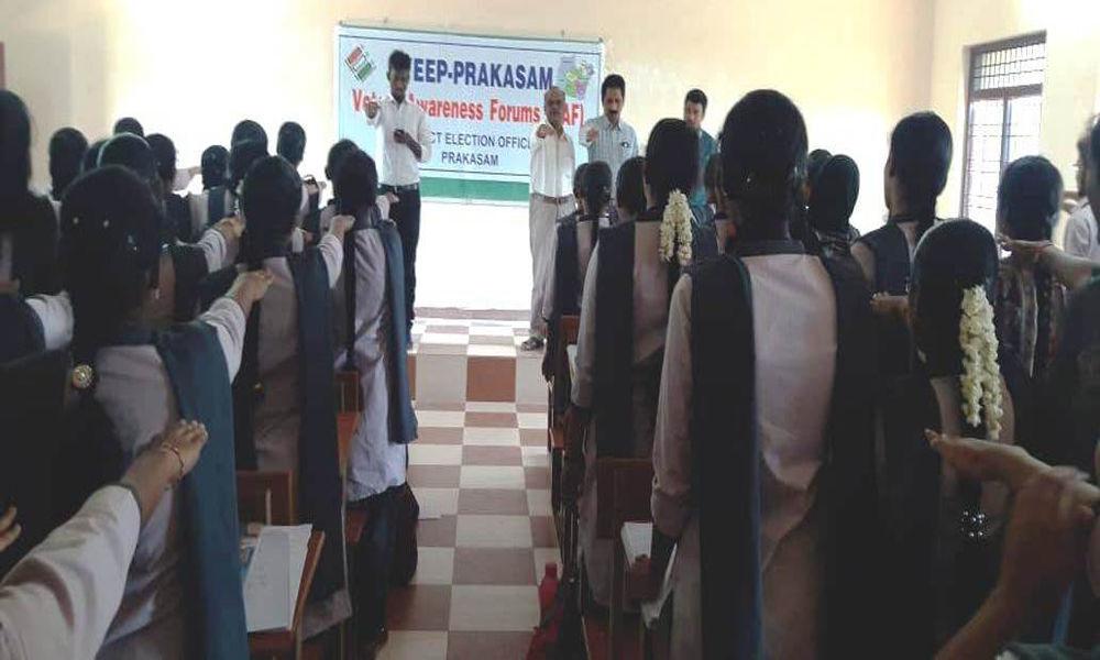 Voter awareness meet held