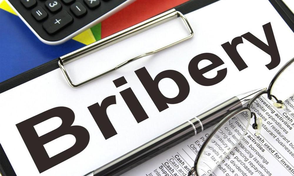 Mandal surveyor jailed for bribery