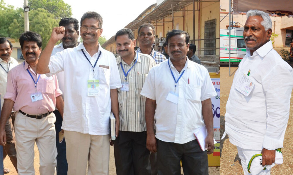 Setback to TRS in MLC polls