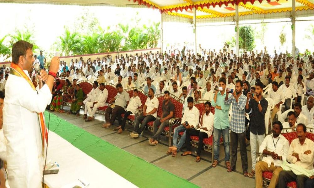 People facing untold hardships under TRS