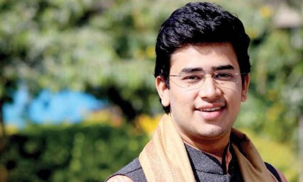 Young Surya upsets Tejaswini Ananth Kumar for Bengaluru South seat