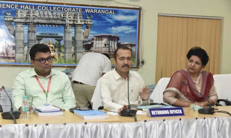 Eight nominations rejected in warangal