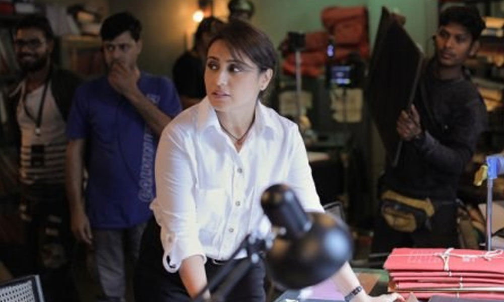 Check Out Rani Mukerji in Mardaani 2